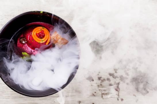 Kuchnia fusion i kuchnia molekularna, czyli kreatywność i oryginalność
